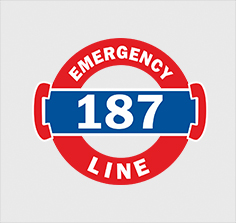 Izgaz Emergency Line 187
